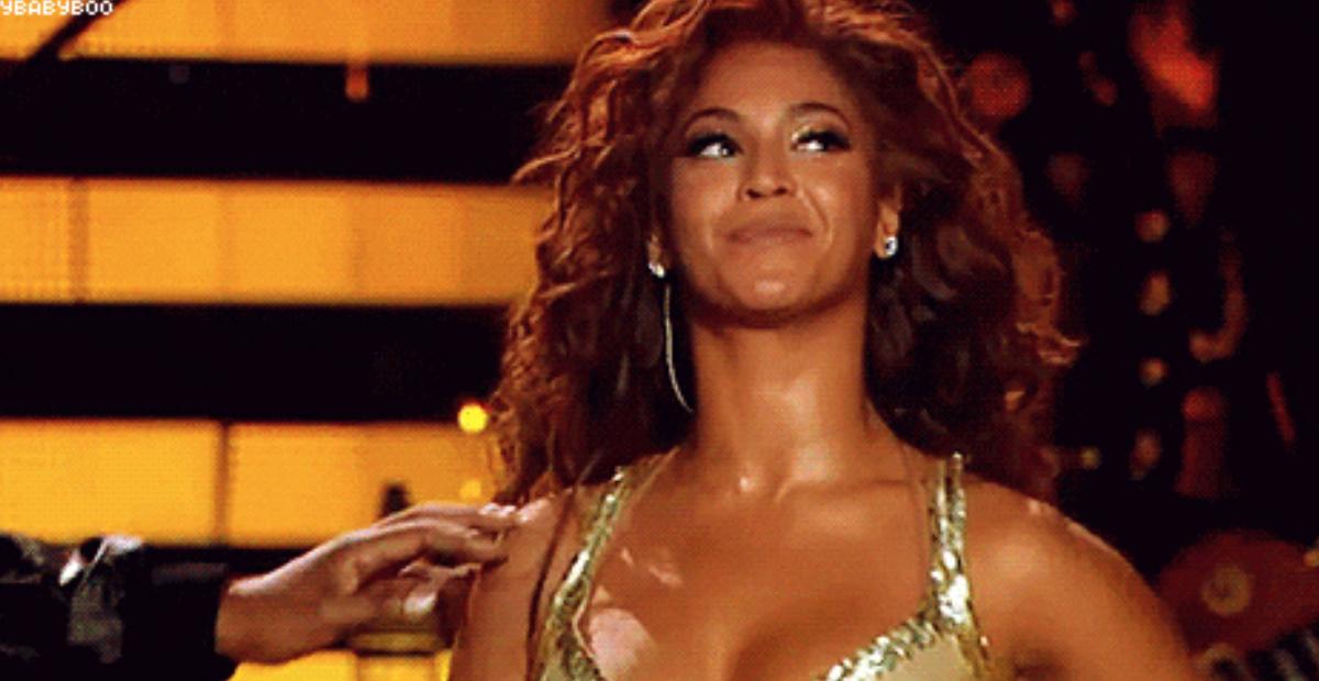 grammy award winning superstar, Beyonce