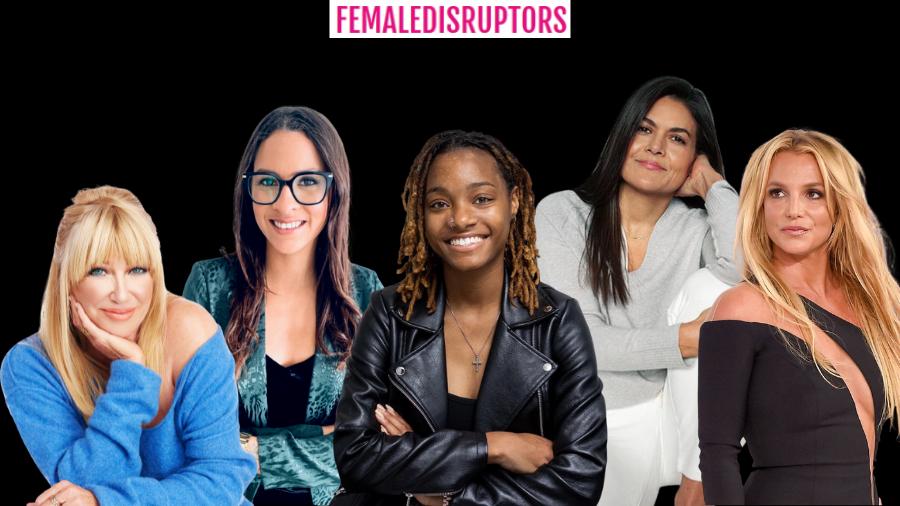 Lost and Found Female Disruptors