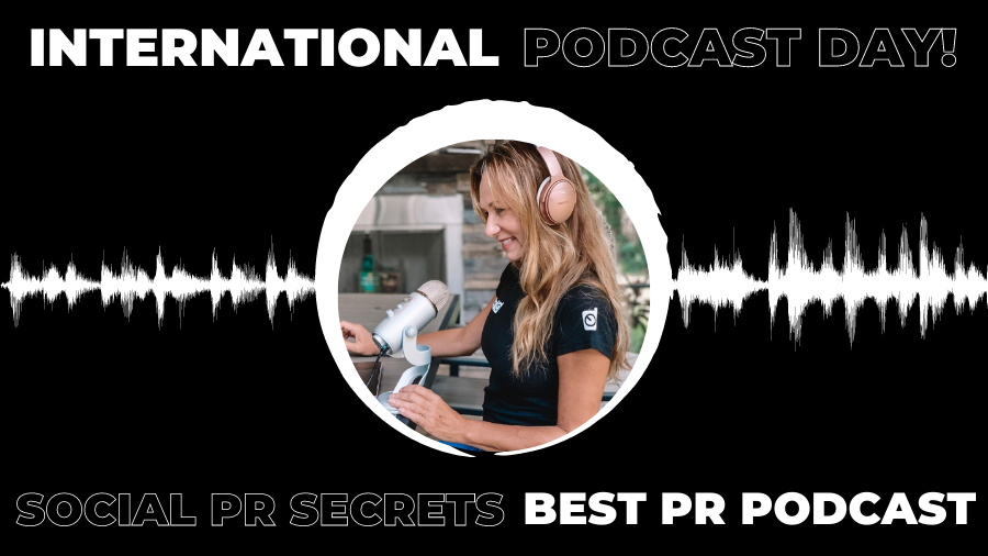 Best PR Podcast for Pain, Power, and Persuasion!
