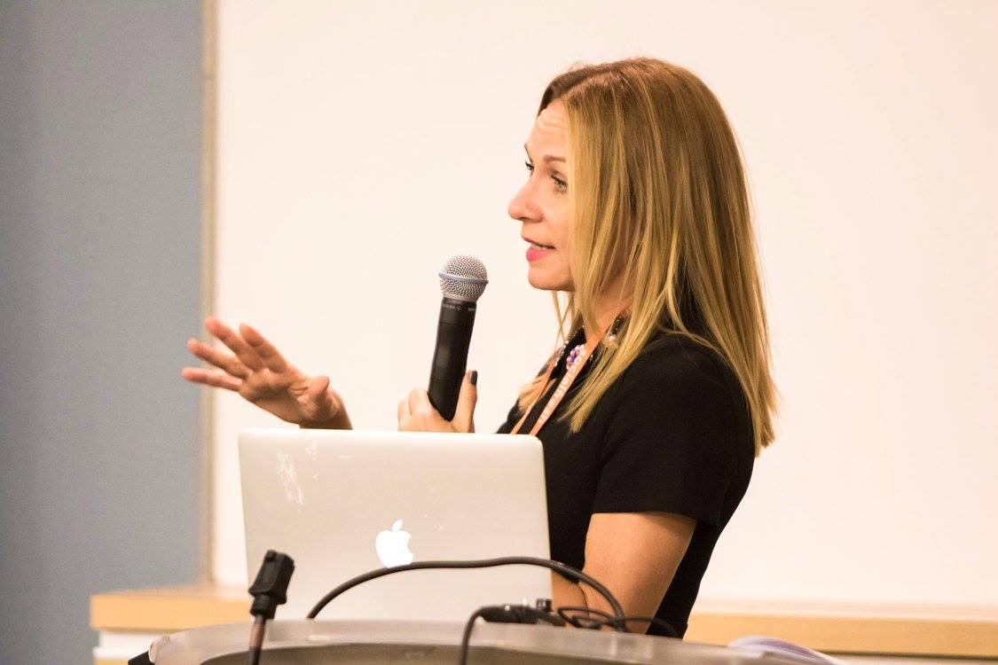 lisa buyer speaking