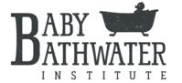 baby bathwater institute logo