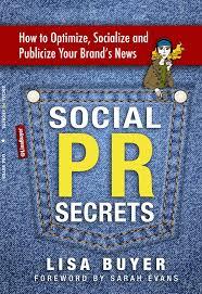 Social PR Secrets book cover