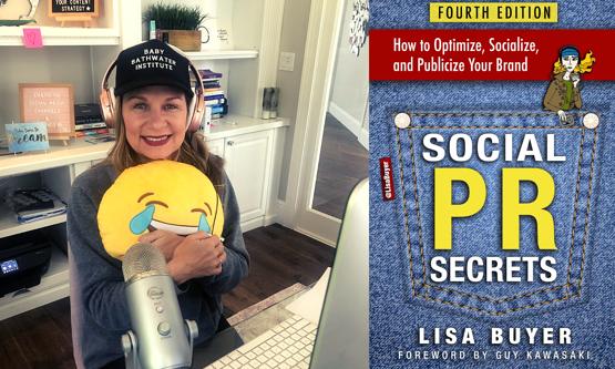 Lisa Buyere Social PR Secrets