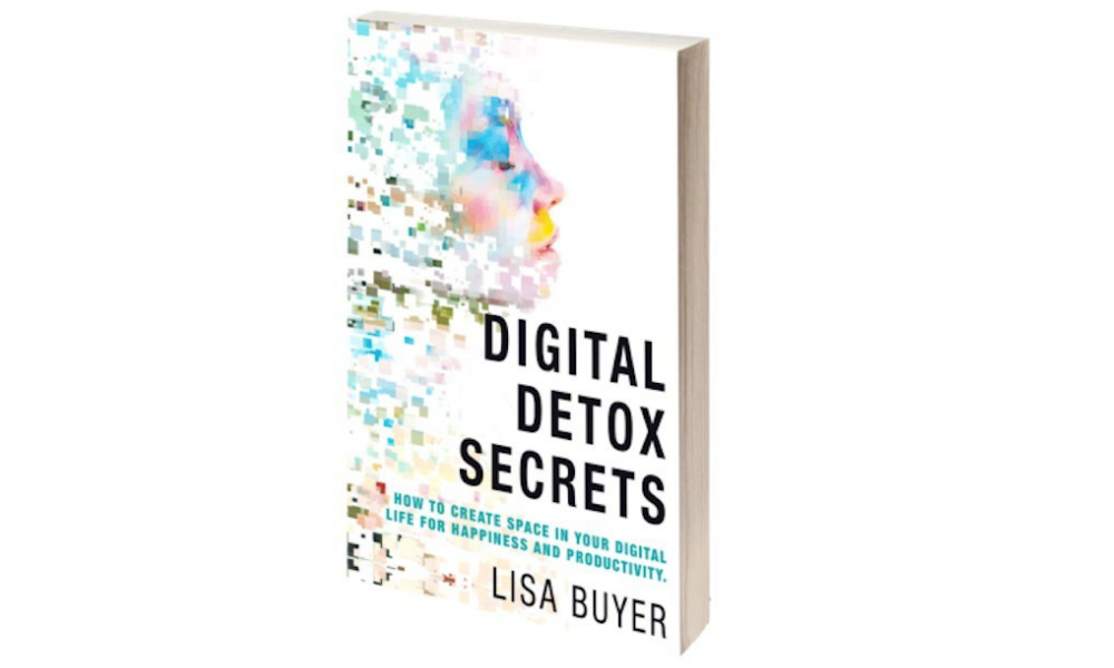 Digital Detox Secrets Book