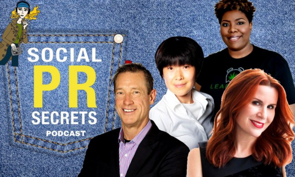 Social PR Secrets Podcast Launches