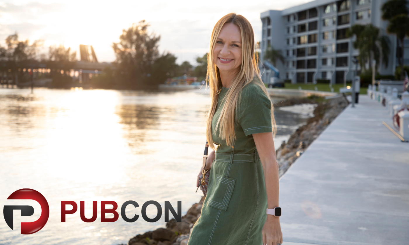 Lisa Buyer and Pubcon