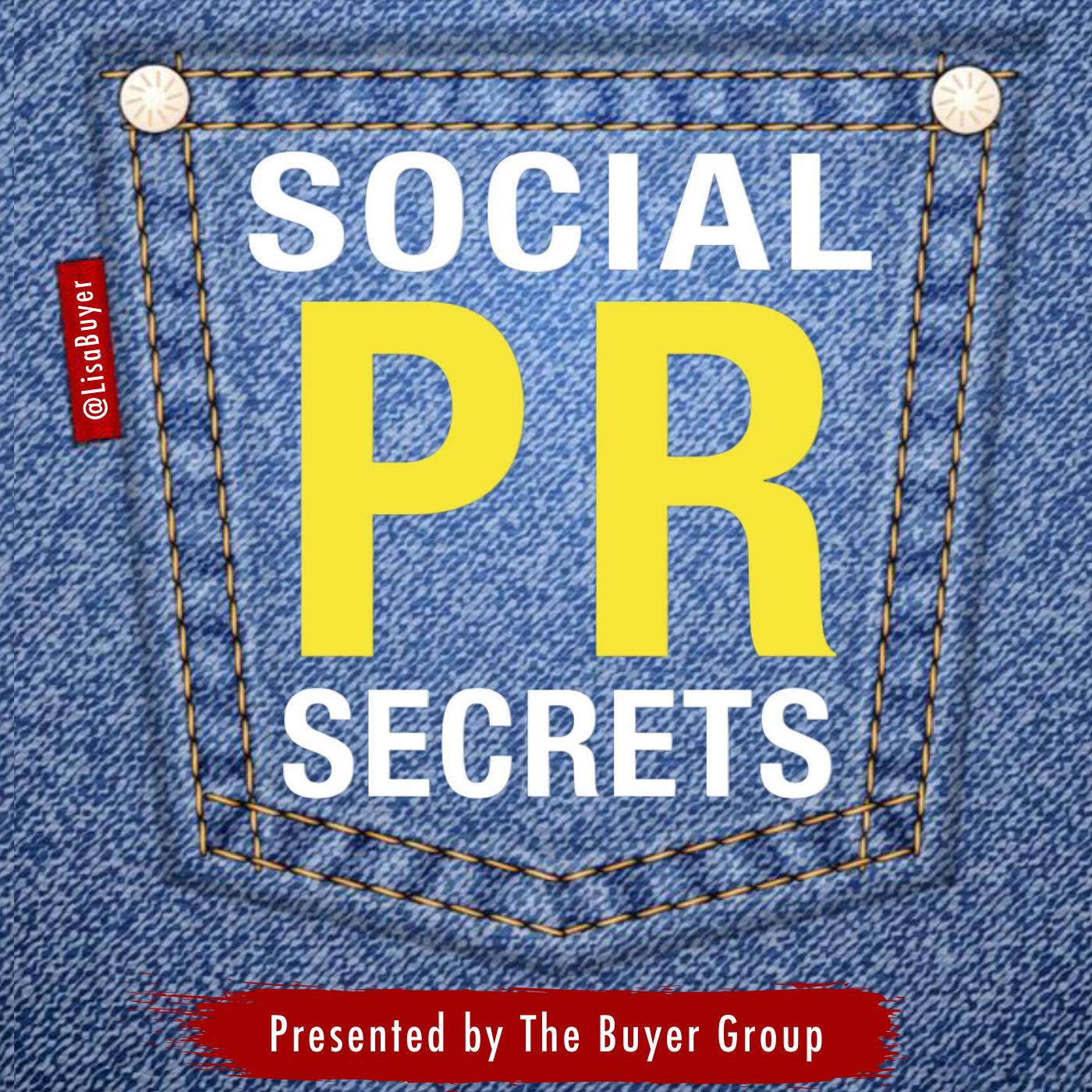 Social PR Secrets Podcast