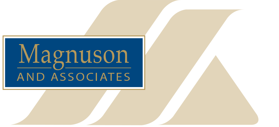 Magnuson & Associates Logo, insurance products and services in Tucson, AZ