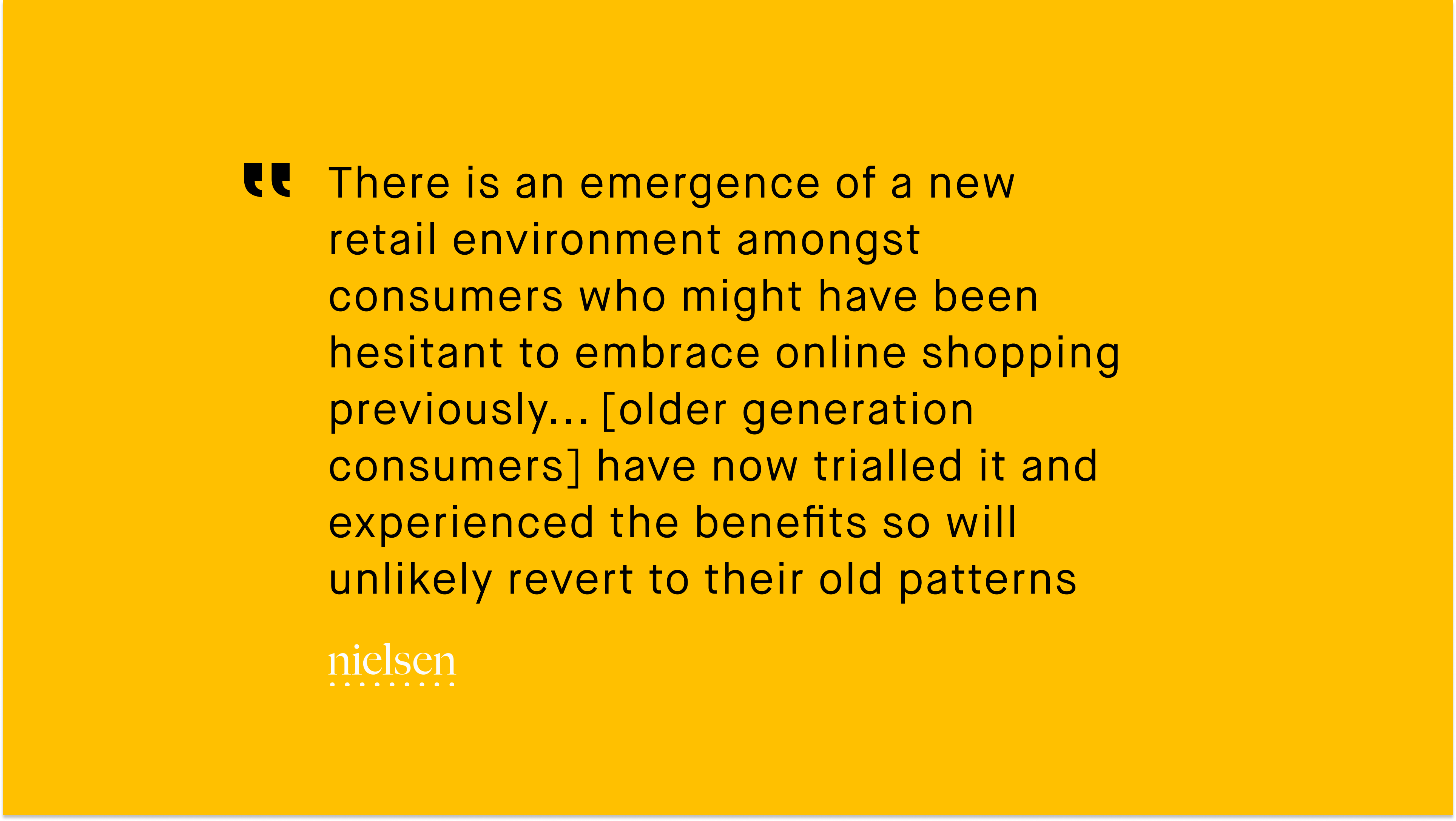 #paid_Nielson_There is an emergence of a new retail environment