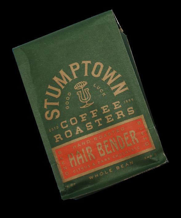 Image of Hairbender Stumptown bag