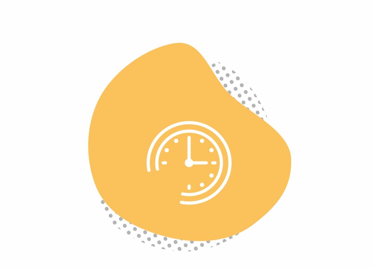 Orange Watch Icon