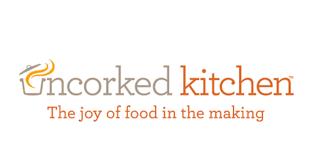 Uncorked Kitchen Logo