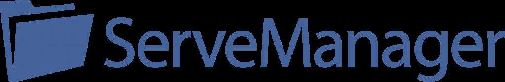 Serve Manager Logo