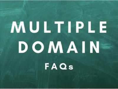 multiple-domain-faqs