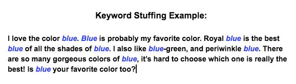 keyword-stuffing-example