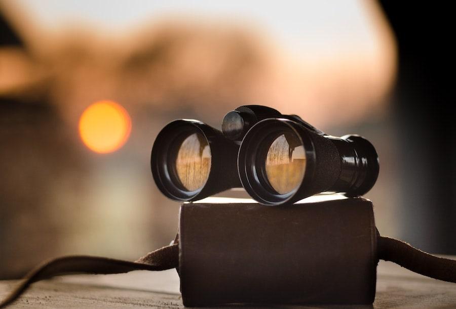 Binoculars looking for unique URLs