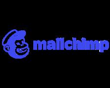 Mailchimp Logo in Blue