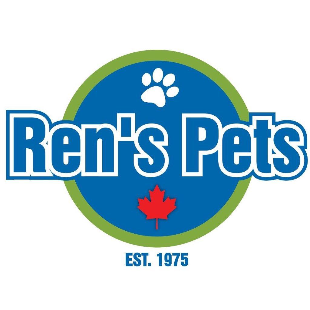 Ren's Pets logo