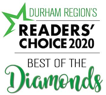 Durham Region Readers Choice Award 2020 - HSDR