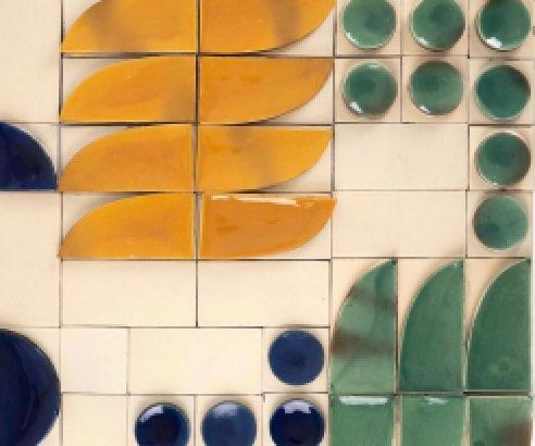 Mosaïc tiles