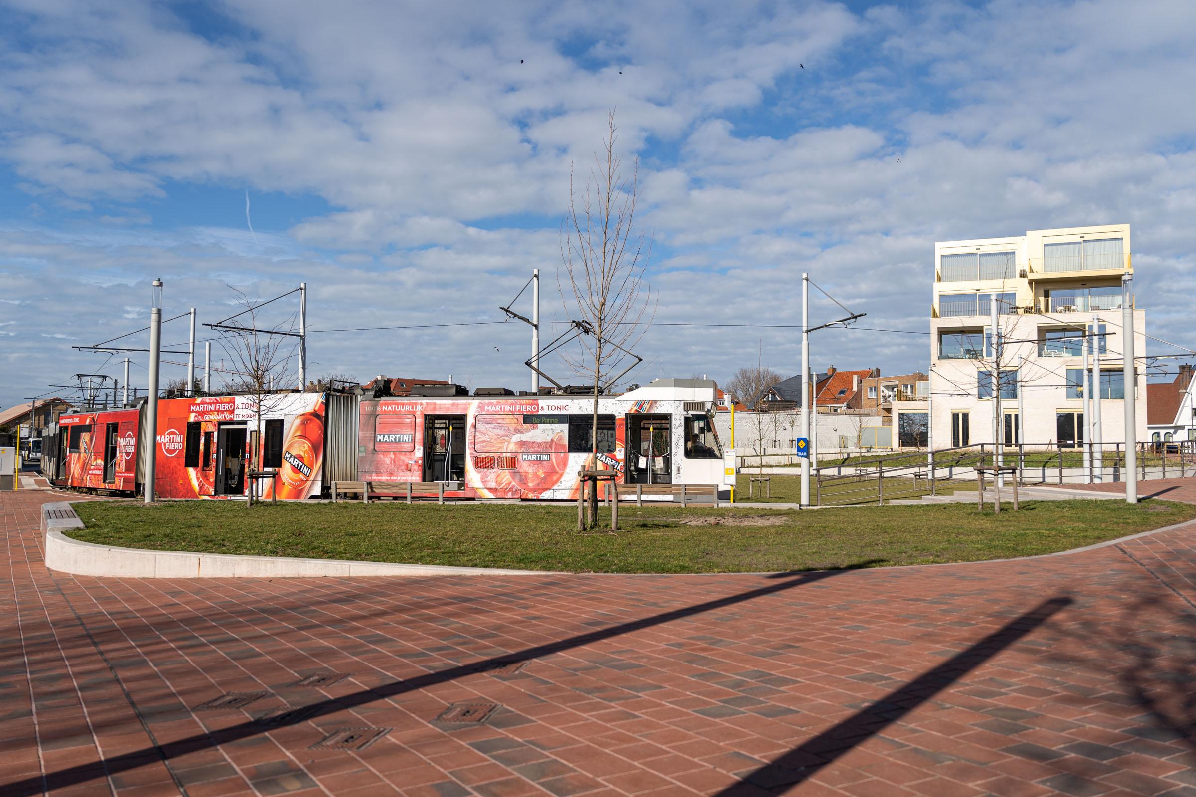 Openbaar vervoer in Knokke