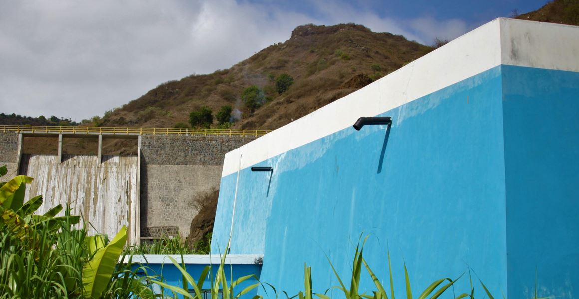 Detailed Design of Two Water Supply Systems in Santiago Island