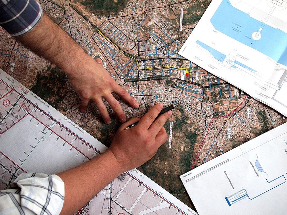 Expansão e Reabilitação do Sistema de Abastecimento de Água da Cidade de Dundo
