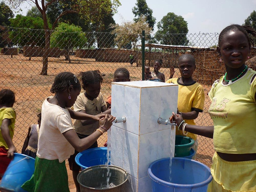Sistema de Abastecimento de Água da Sede de Município de Bembe
