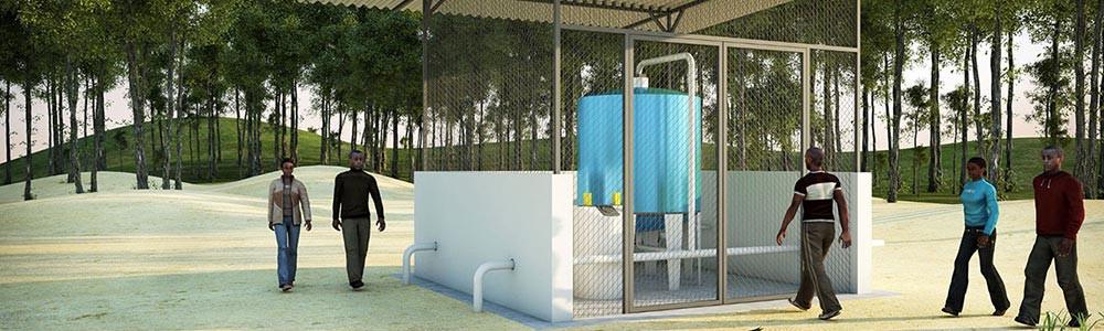 Water Supply Systems of Kavimbi, Benguela and Dando, Bié