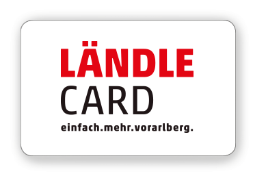 Logo Ländle Card