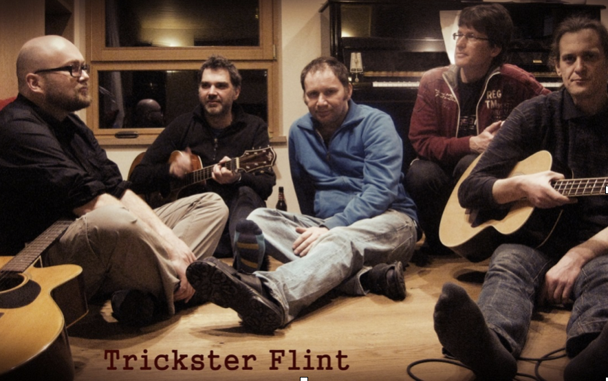 Band Trickster Flint