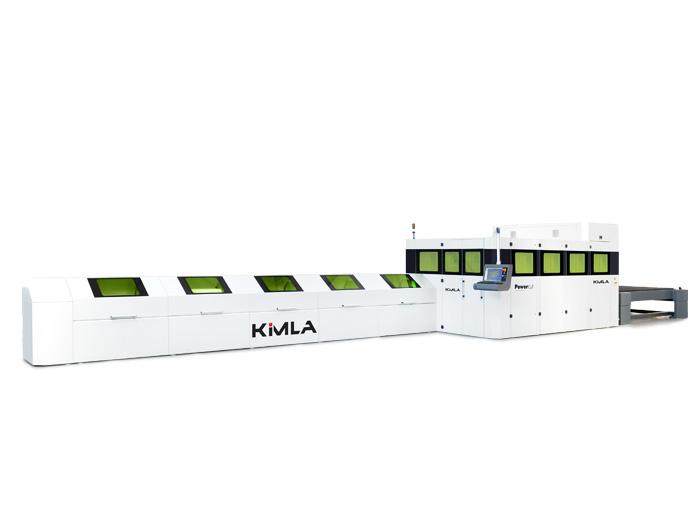 KIMLA Laser PowerCut Tube