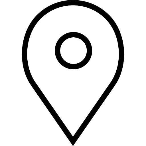 Icon image of a location