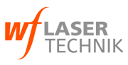 Kundenlogo von wf Lasertechnik