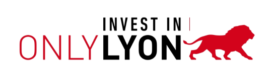 """The logo of """"Invest in only Lyon"""""""