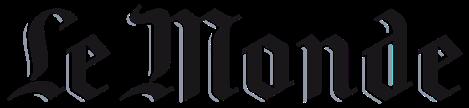 """The logo of """"Le Monde"""""""