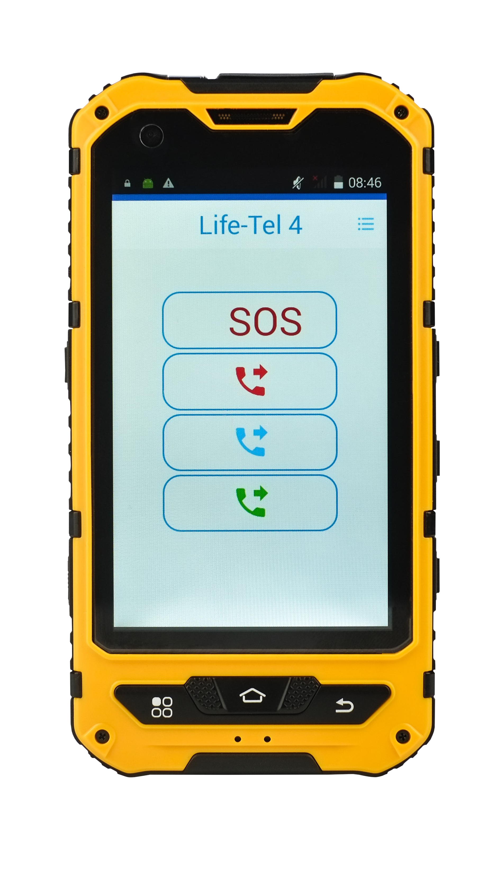 Life Tel 4 Personen Notruf System