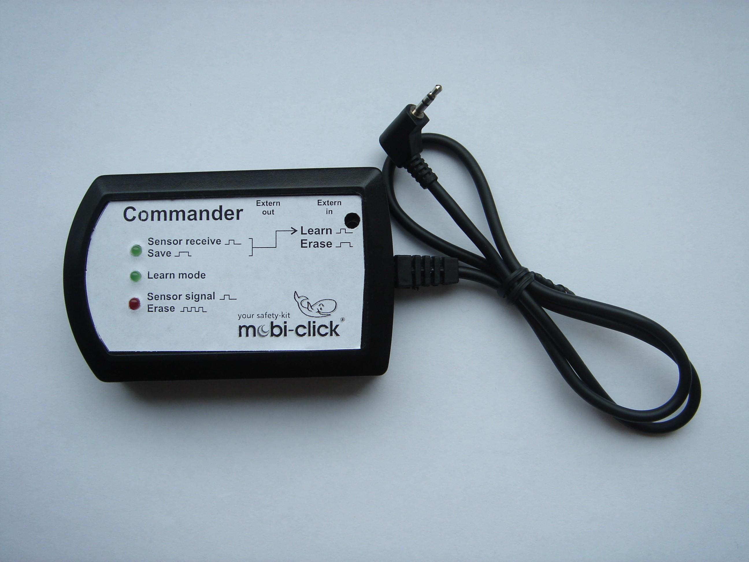 Commander Mobi Click