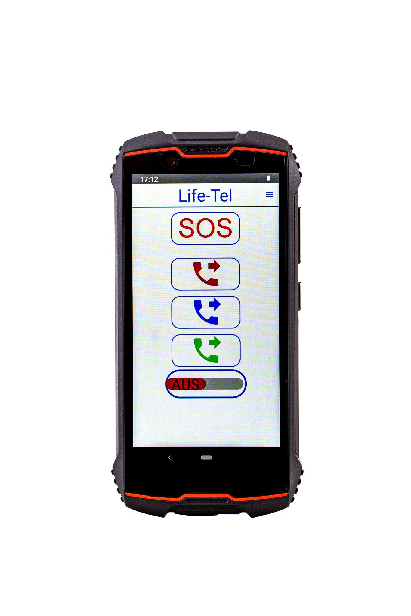 Life Tel 5 Mini Alarmarten