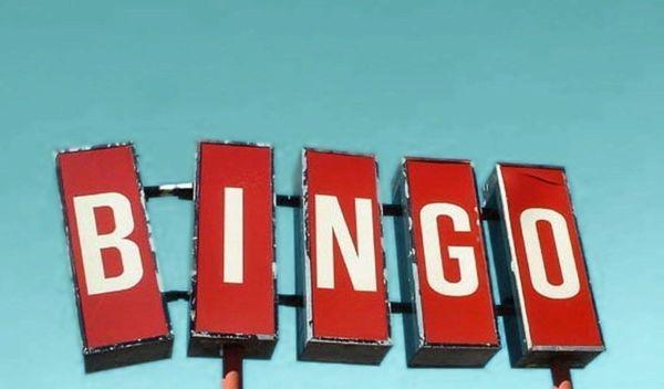 Mingle Bingo. The Ice-olation Breaker Game Bingo w/ Humans for numbers. 8pm