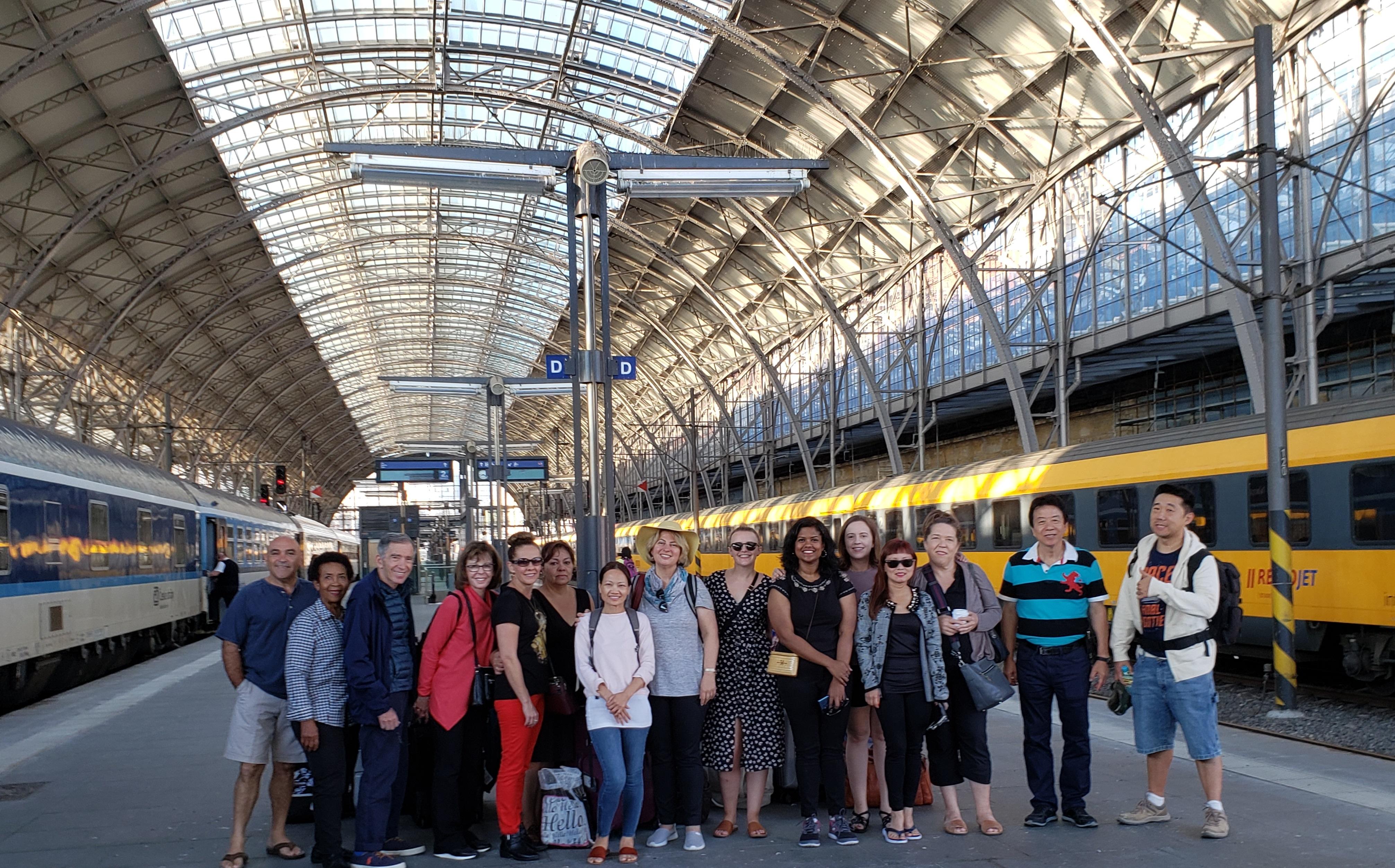Meetup on The Orient Express . . . . Sep 10th  . . .  Paris, Venice, Prague, Vienna, Budapest, Istanbul!!