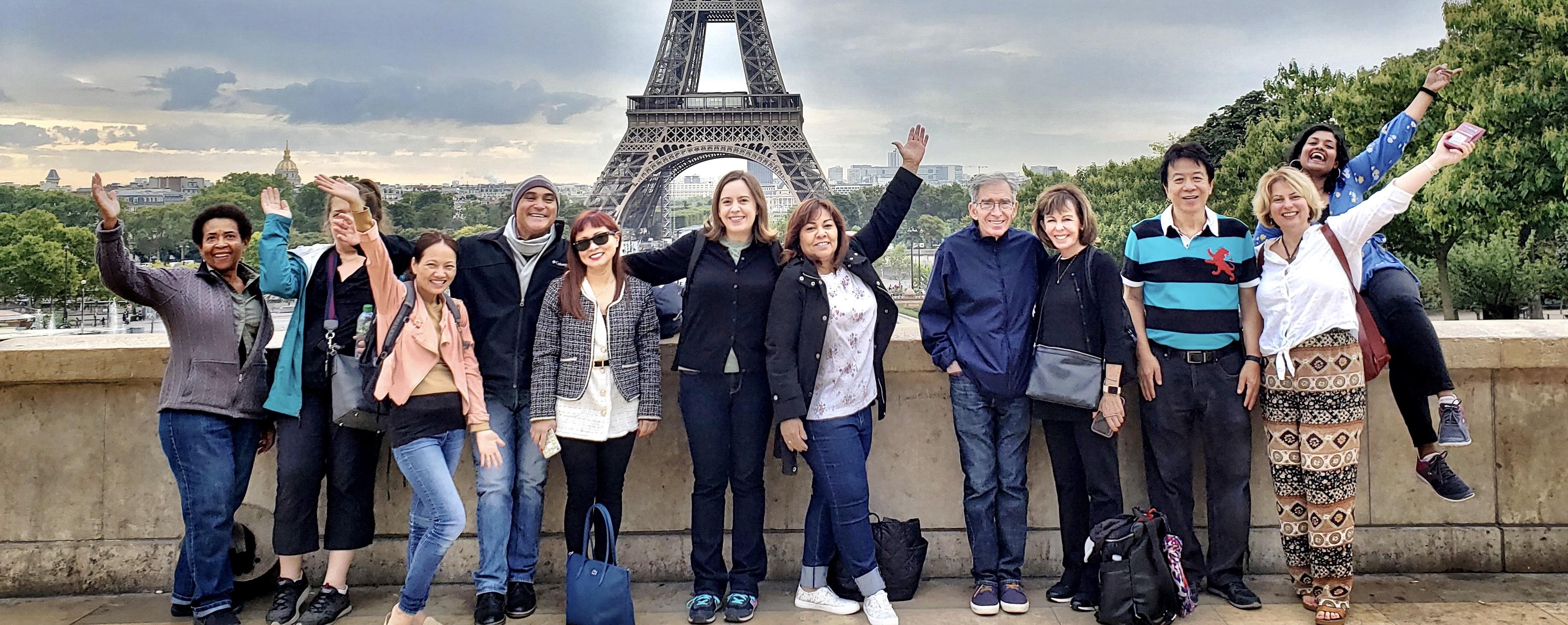 Meetup on The Orient Express . . . . Paris, Venice, Prague, Vienna, Budapest, Istanbul!!