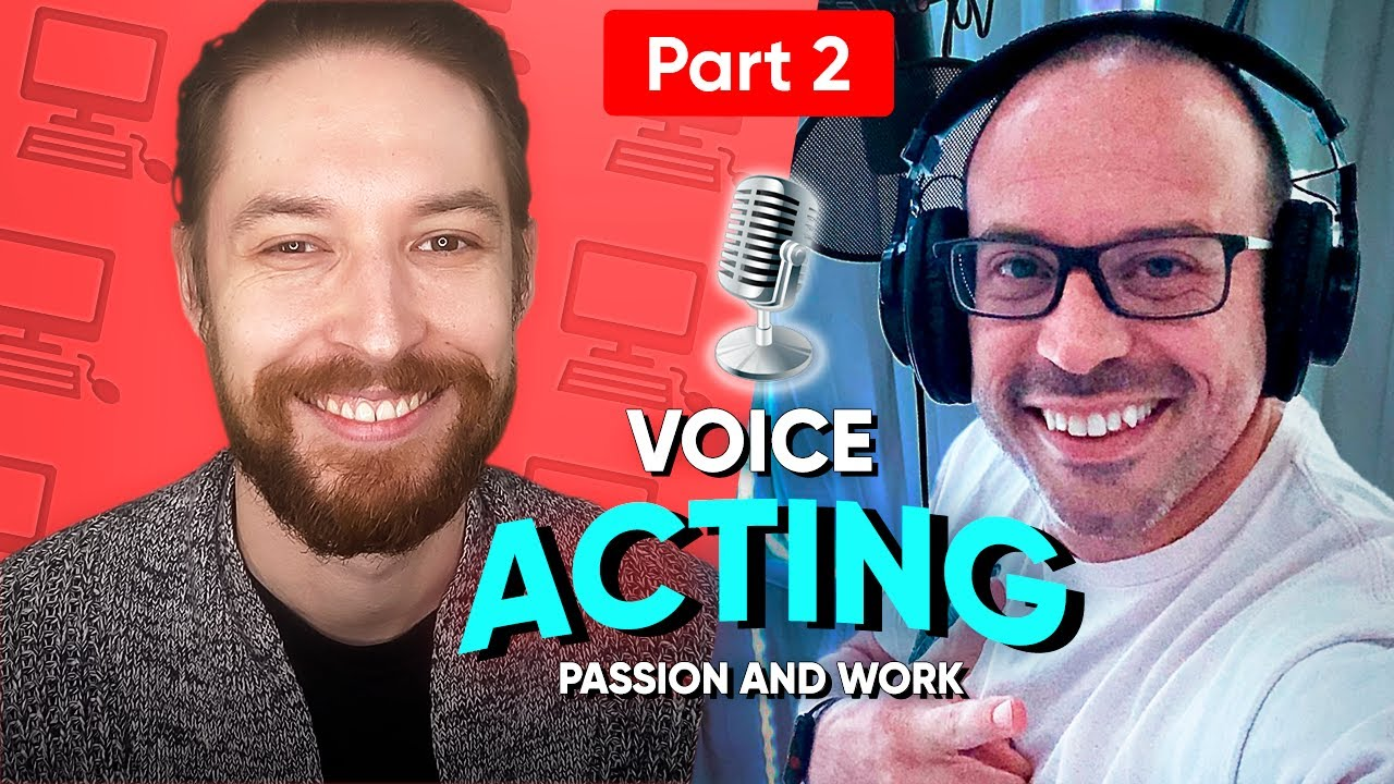 How much are the voice actors REALLY making? - Unify Podcast #5 with David Toback (Part II)