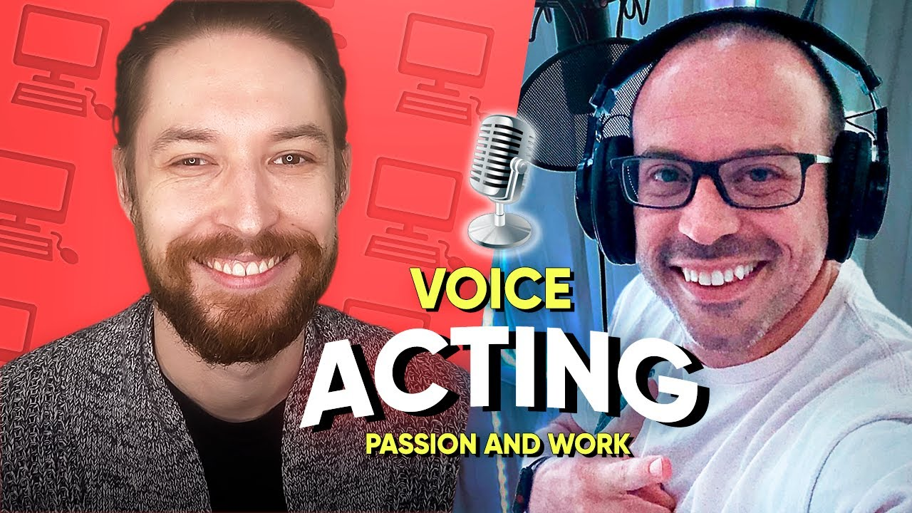 How much are the voice actors REALLY making? - Unify Podcast #5 with David Toback (Part I)
