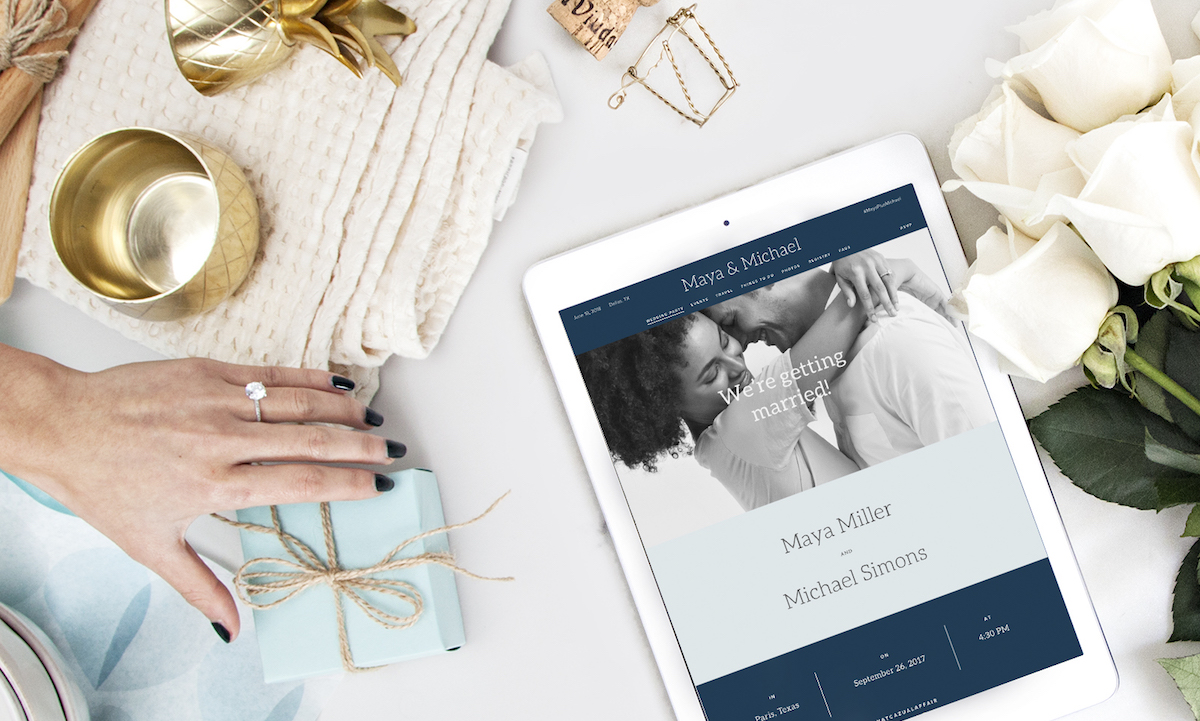 Reinventing the wedding planning and registry experience.