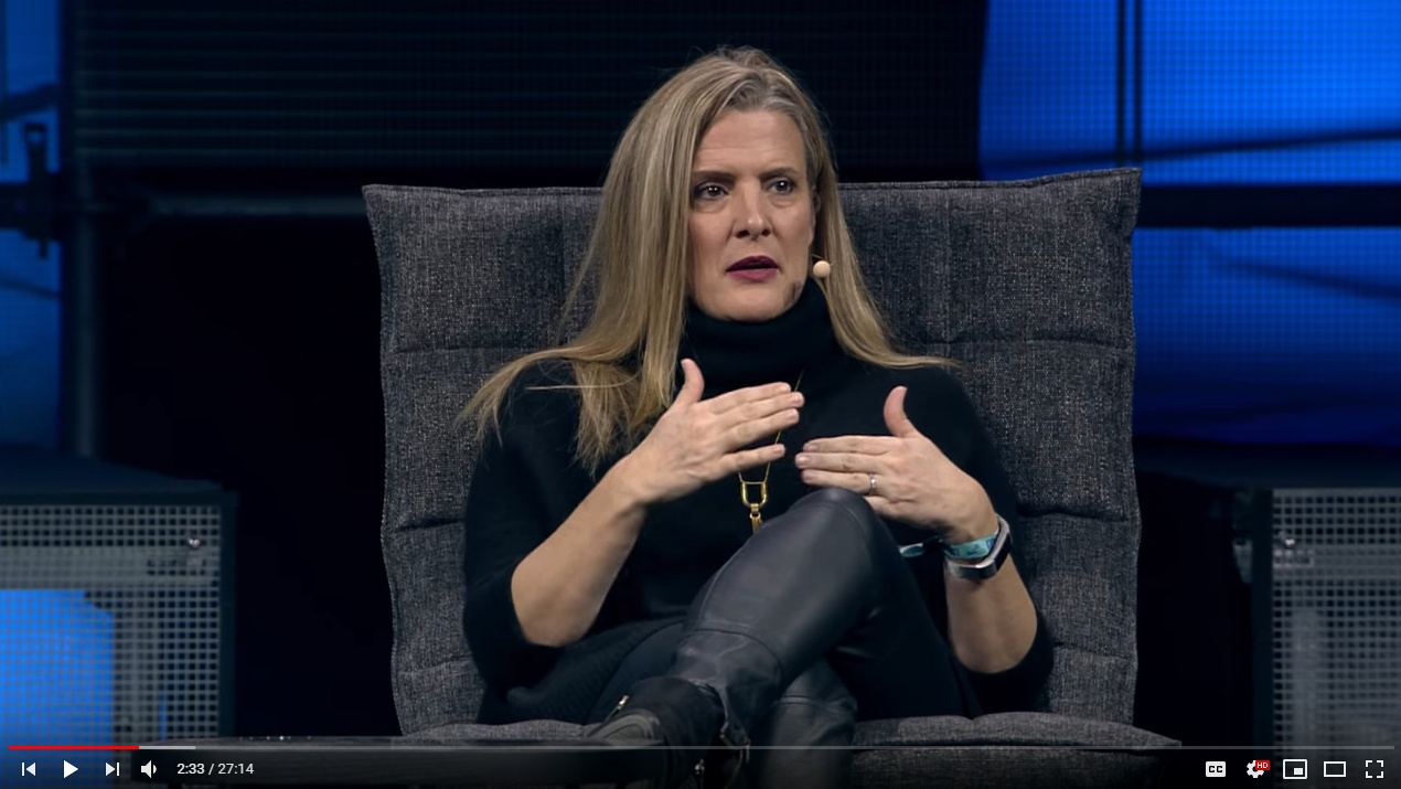 The Shifting Funding Landscape - 2018 Slush Panel Featuring Rebecca Lynn