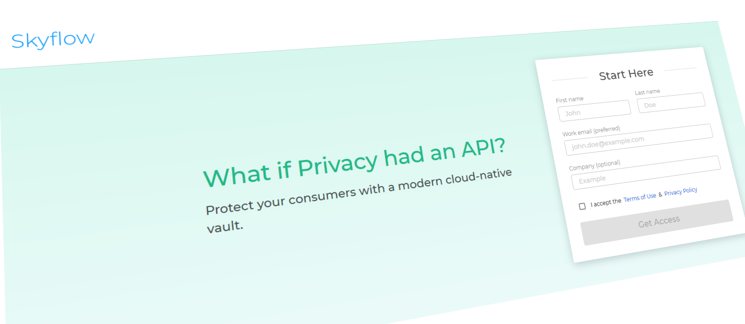 Skyflow raises $17.5 million to bring its data privacy API to more businesses