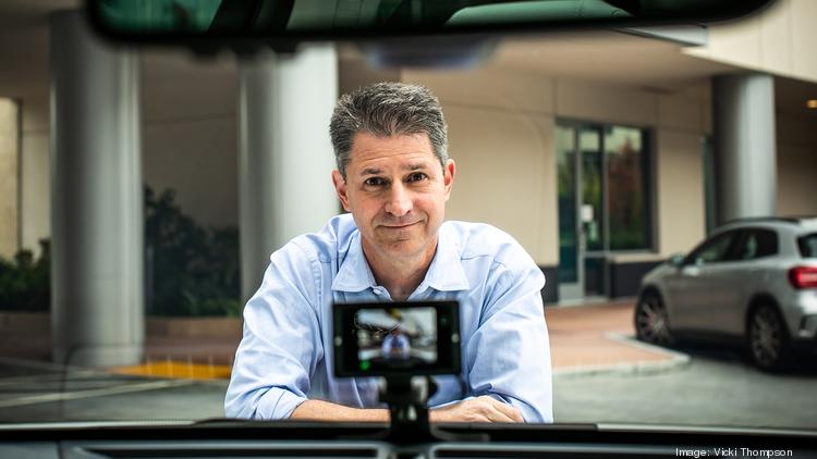 Dashboard security cam startup's founder compares it to iPod, iPhone he helped to develop