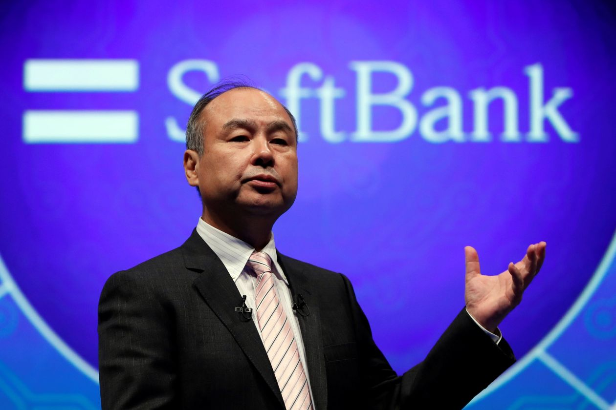 SoftBank Gives Startups Billions of Reasons to Hold Off IPOs