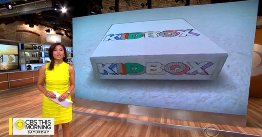 Kidbox, a subscription clothing box, has a social mission at its core